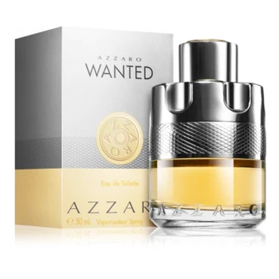 Parfum Azzaro Wanted 50 Mlpas Cher Les Parfums Azzaro Les Moins