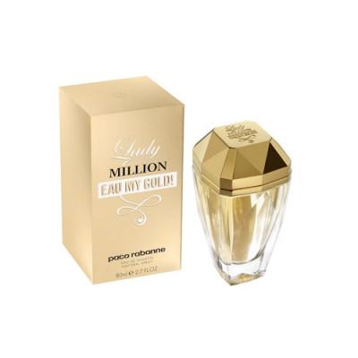 Gold Lady Lady Eau My Million Million My Lady Million Eau Eau Gold OiPkuXZ