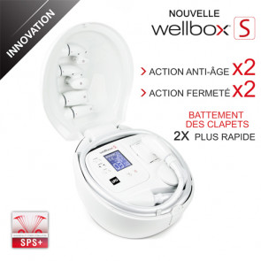Appareil de Massage Anti-cellulite Wellbox LPG