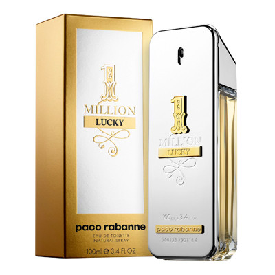 a38ee9813a 1 Million Lucky de Paco Rabanne Eau de Toilette pas cher – 1 Million ...