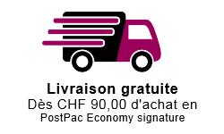 Livraison Gratuite dès CHF 90.00