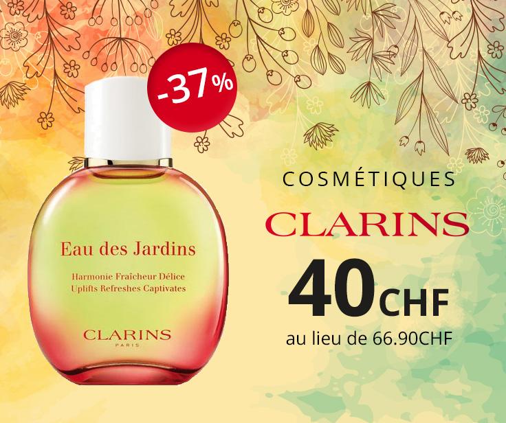 Clarins Fr