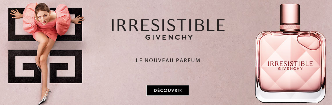 Givenchy irrésistible